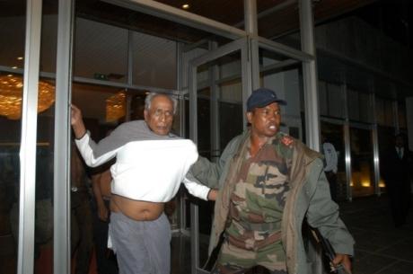 Manandafy Rakotonirina Arrest